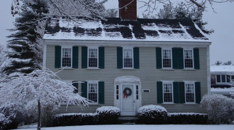 Main House Christmas